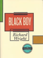 "Current paperback edition of Richard Wright's ""Black"