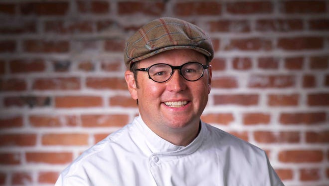 Tony Baker, executive chef of Montrio.