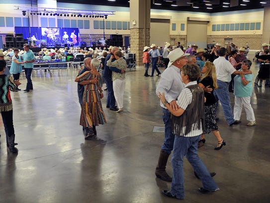 The 30th Annual Legends of Western Swing music festival