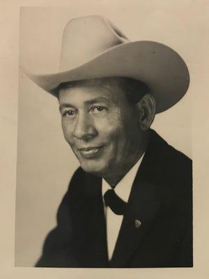 C.T. Parker Jr. was born in Rising Star, Texas, and was a descendant of Comanche Chief Quanah Parker.