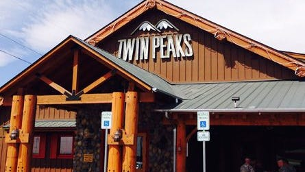 Twin Peaks, with two El Paso locations, including this one in The Fountains at Farah, has new ownership.