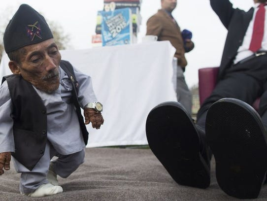shortest man in world died guinness world records says