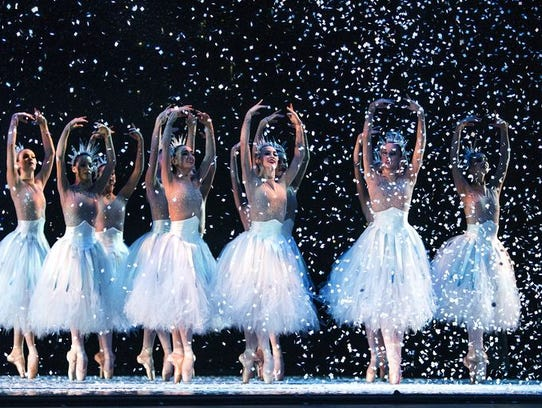 "Ballet Arizona's ""The Nutcracker"" boasts top-flight"