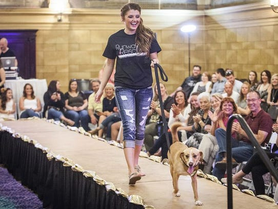 Runway for Rescues 2015