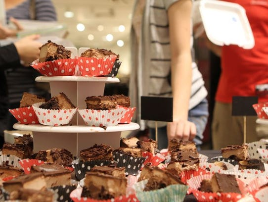 Chocolate Fest 2017 will be from noon to 3 p.m. Saturday,
