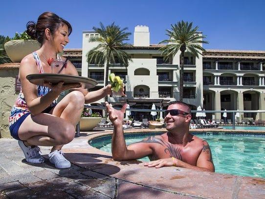 Fairmont Scottsdale Princess-- El paquete Summer Splash
