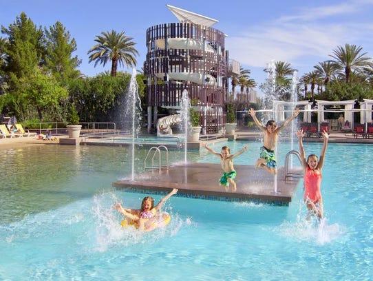 Hyatt Regency Scottsdale Resort-- Durante el mes de