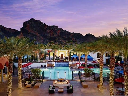 Omni Scottsdale Resort at Montelucia-- El paquete The