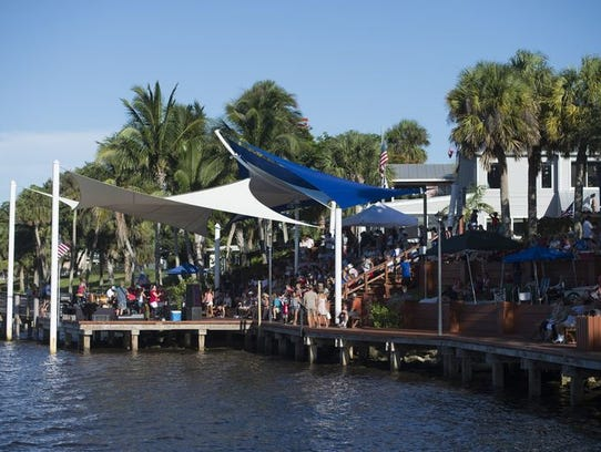 Rock'n Riverwalk concerts are on the Riverwalk Stage