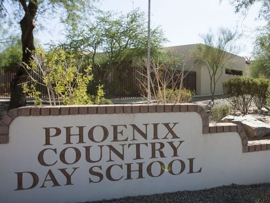 Phoenix Country Day School was one of the highest non-sectarian