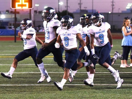 The Airline Vikings host Zachary in a Class 5A quarterfinal