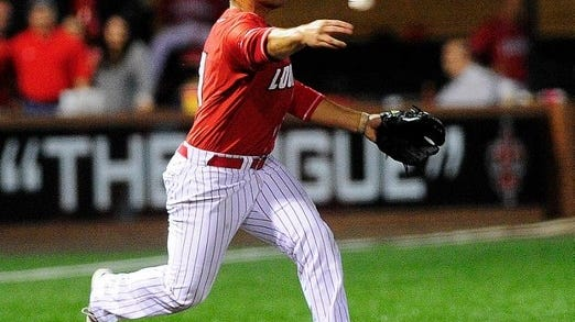 The Cajuns again are ranked No. 1 in the national Collegiate Baseball poll.