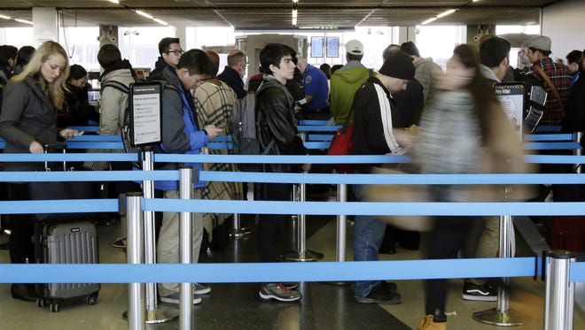 """""""All Minnesotans should be assured that they can continue to board commercial airplanes and access federal facilities with their existing driver's licenses or birth certificates, as we work to fully implement Real ID and comply with federal requirements,"""" said Gov. Mark Dayton."""