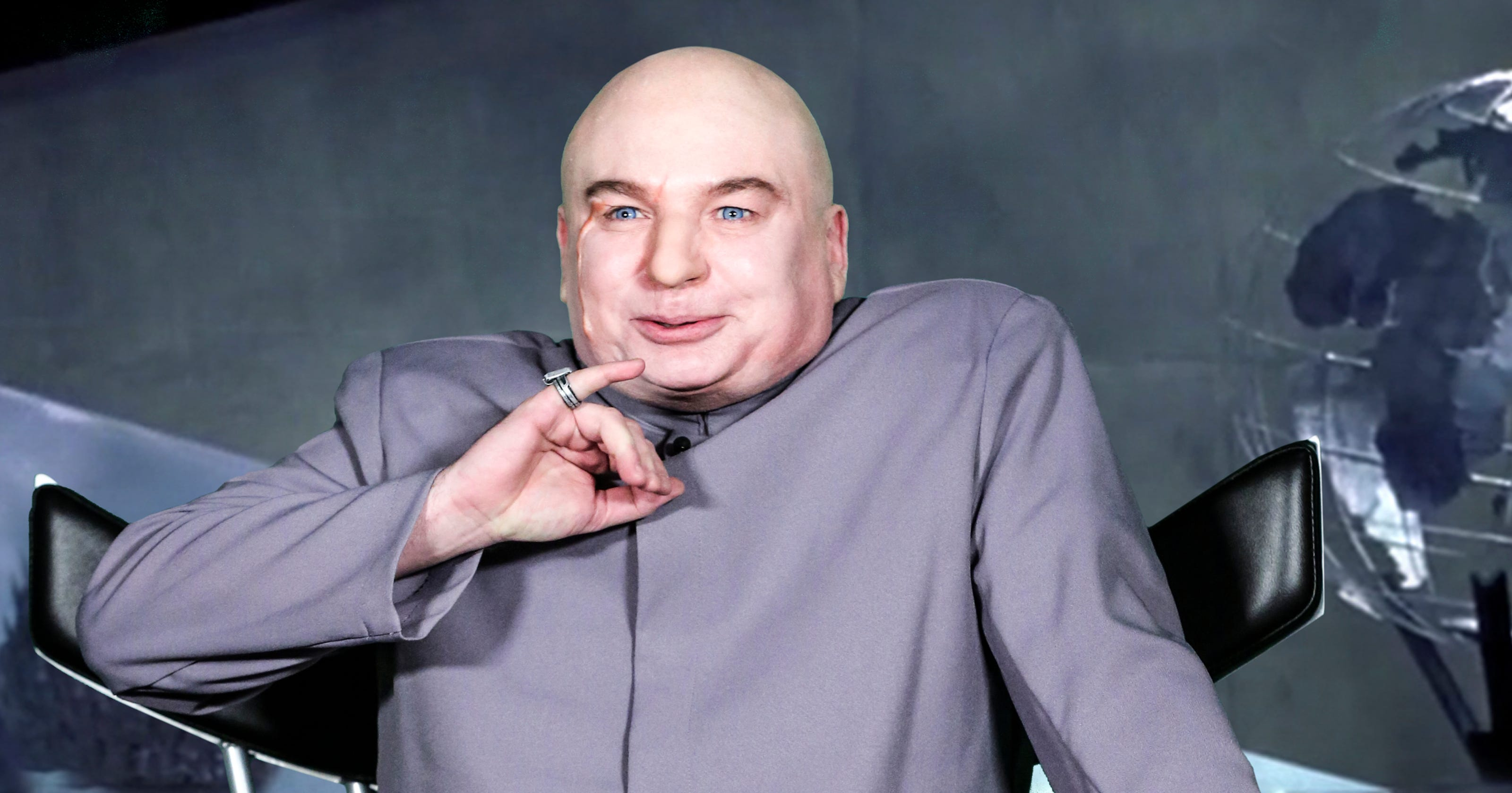 mike myers dr evil chats with jimmy fallon was fired by trump
