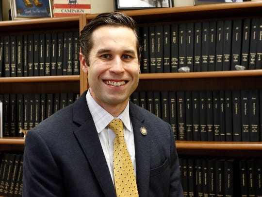 New York Assembly member Kenneth Zebrowski talks about