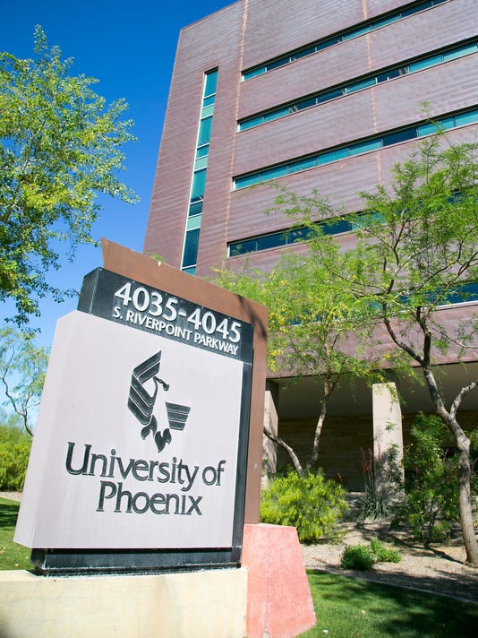 PNI University of Phoenix building
