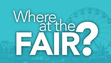 CONTEST: Where at the Fair? entry form