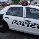 Keansburg police Wednesday charged a Freehold man with heroin and suboxone possession.