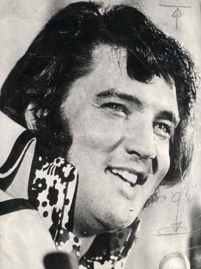 Our History Next To Last Elvis Concert At Riverfront Coliseum
