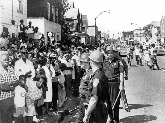 Rochester Riots - 1964
