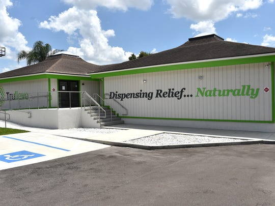Trulieve's medical marijuana dispensary in Tampa. Its