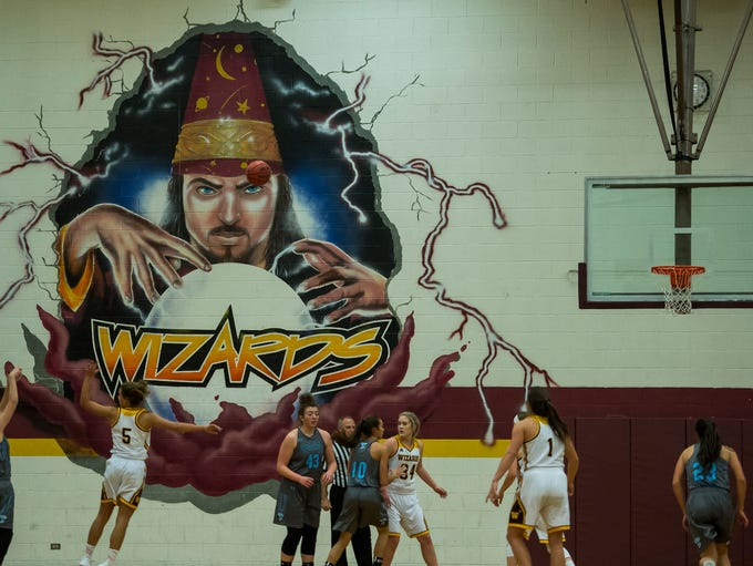 The Windsor High School Wizards take on the Pueblo