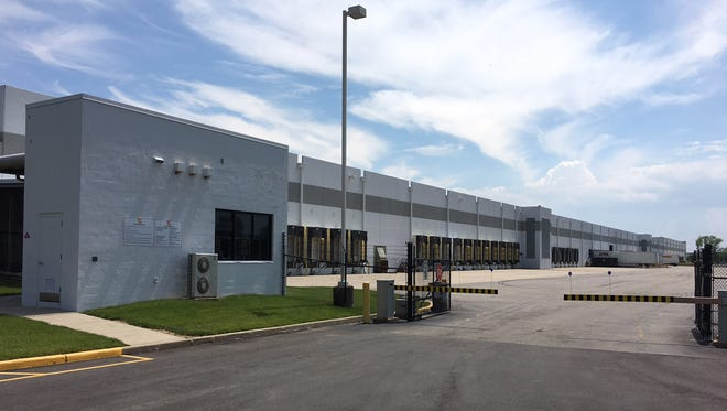 O'Neill Logistics is consolidating, moving from two locations in the Avenel section of Woodbridge to a new location in South Brunswick that is twice the size.