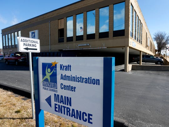 The Kraft Administrative Center, 1359 E. St. Louis St.