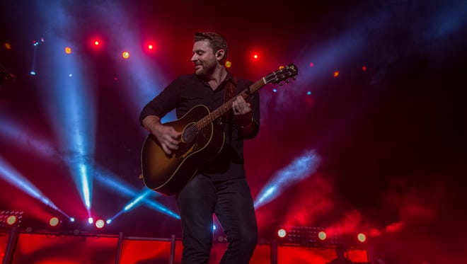 Chris Young will release a new album Friday.