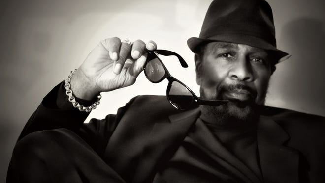 Memphis soul singer William Bell performs Jan. 21 at the Acadiana Center for the Arts.