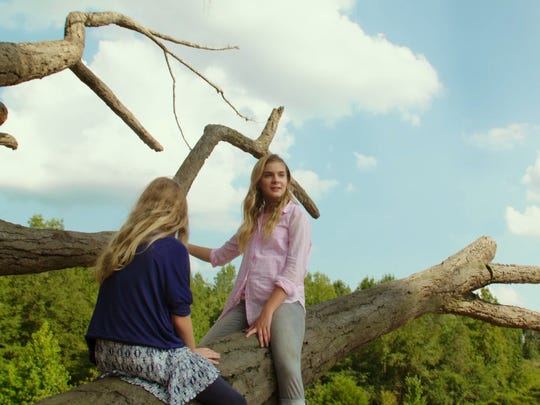 "In the inspirational drama ""Miracles from Heaven,"" opening March 18, 12-year-old Anna (Kylie Rogers) has a severe digestive disorder that heals after she falls from a tree."