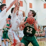 Howell storms back in fourth quarter to beat Novi, 64-59
