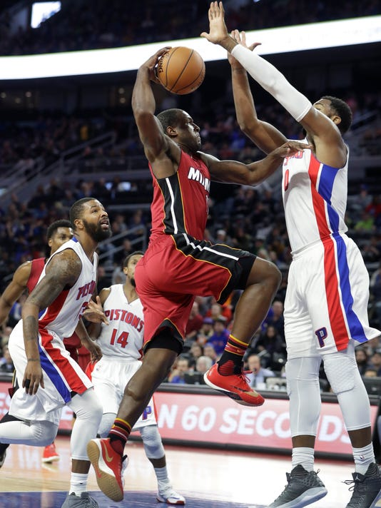 Andre Drummond, Dion Waiters