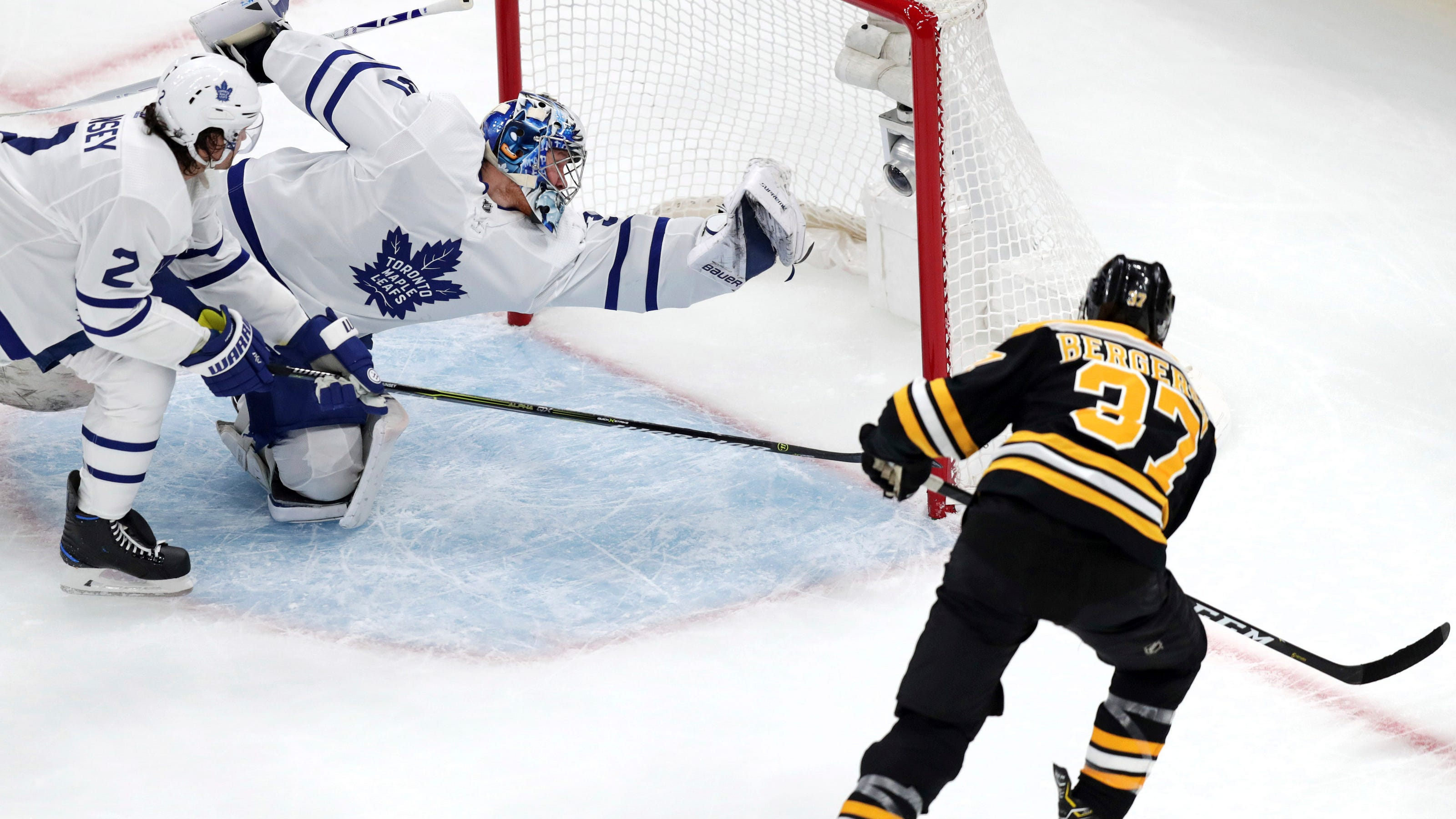 Nhl Stanley Cup Playoffs Bruins Deal Maple Leafs Another First Round Exit