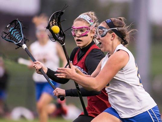 Kennard-Dale vs. Susquehannock Girls Lacrosse