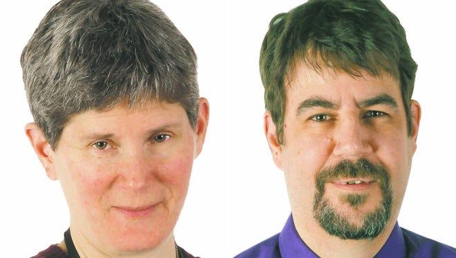 Patti Singer and Sean Lahman