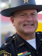 Randy Thorp (R) is a candidate for Licking County Sheriff.