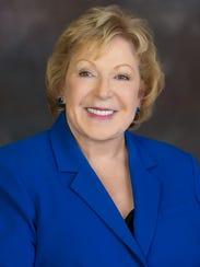 Palm Shores Mayor Carol McCormack