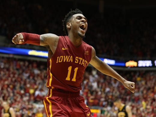 Iowa State's Monte Morris lives up to nickname with buzzer ...