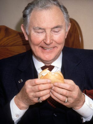 Lou Groen invented the Filet-O-Fish sandwich in the 60s.