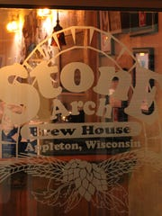 A taproom on the first floor of the building, next to Stone Arch Brewery and above Stone Cellar Brewpub, provides guests an opportunity to try beer that isn't on tap in the restaurant.