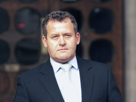 Paul Burrell, Diana's butler, in January 2008.