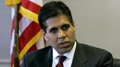 U.S. District Judge Amul Thapar, 2006 photo
