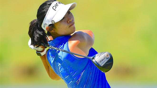 Silverdale native Erynne Lee is finding life on the LPGA Tour to be challenging during her rookie season.