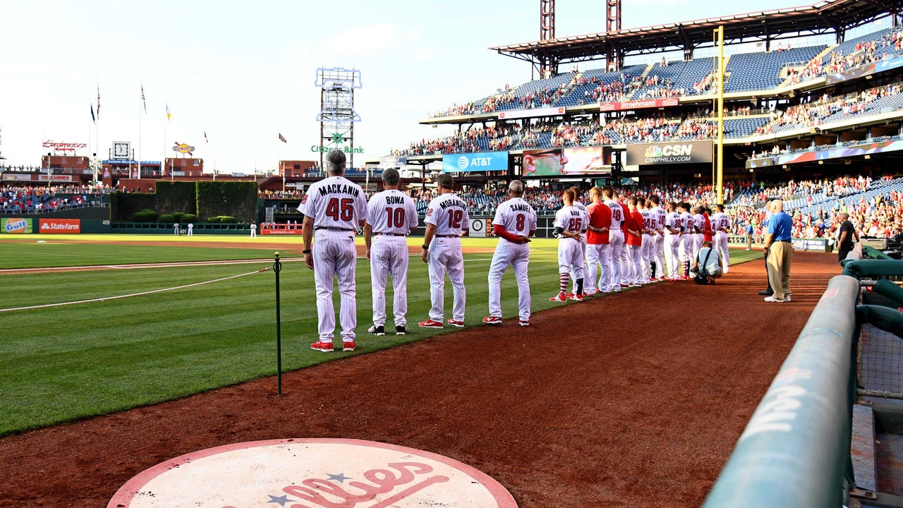 Why watch the woeful Phillies? Here are 5 reasons
