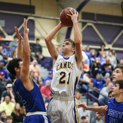Campbell Co. beats Scott for fourth straight district title