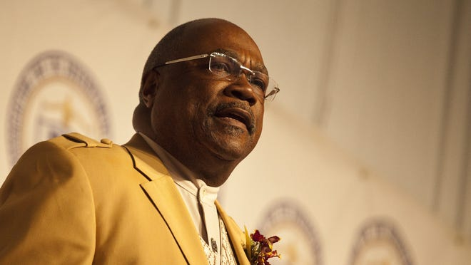 File photo of Rev. Wendell Anthony, president of the NAACP's Detroit chapter.
