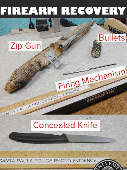 Santa Paula Zip Gun
