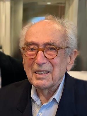 Seymour Padnos died at age 99 on Thursday, July 9.