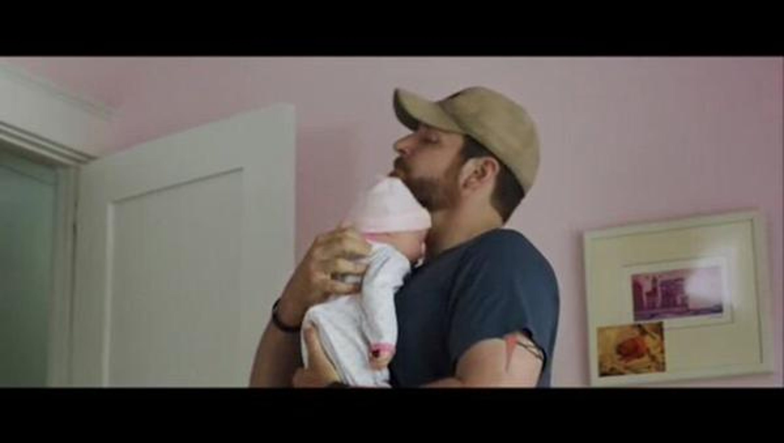 Why is the baby in 'American Sniper' fake?